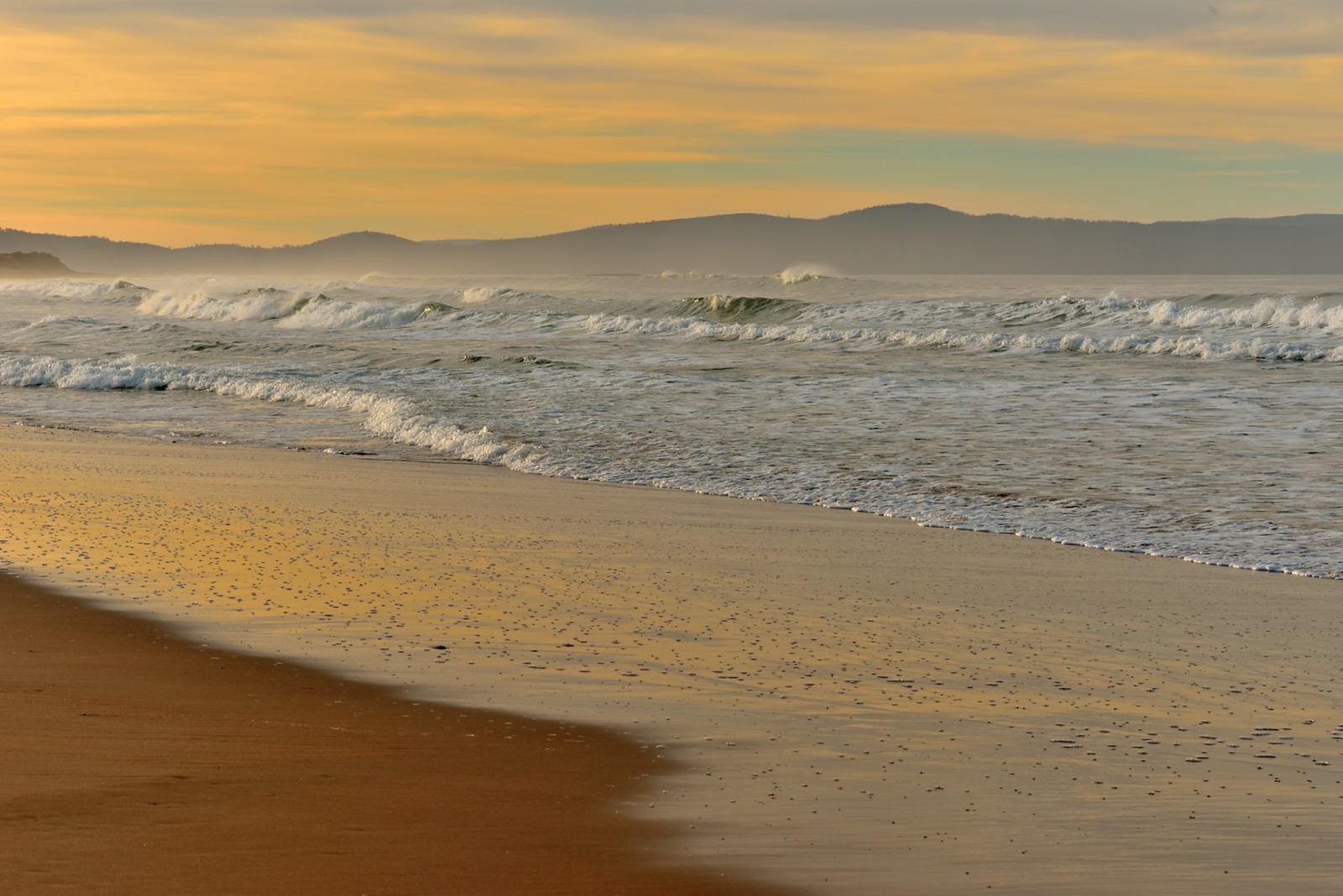 Hope Beach sunrise